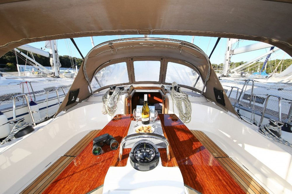 Bavaria Cruiser 37 between personal and professional Grad Pula
