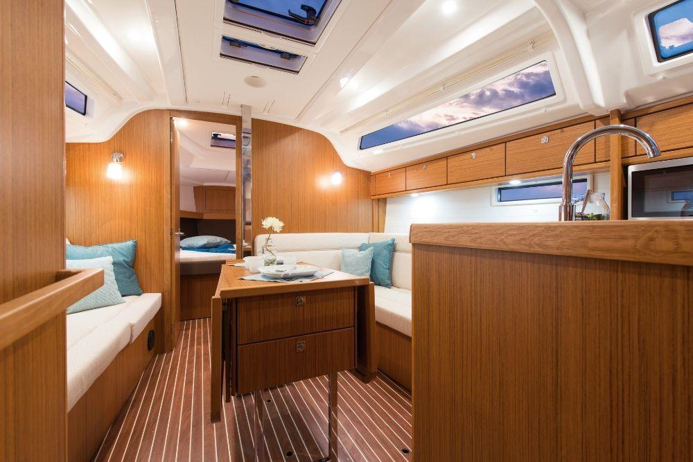 Bavaria Cruiser 37 between personal and professional Croatia