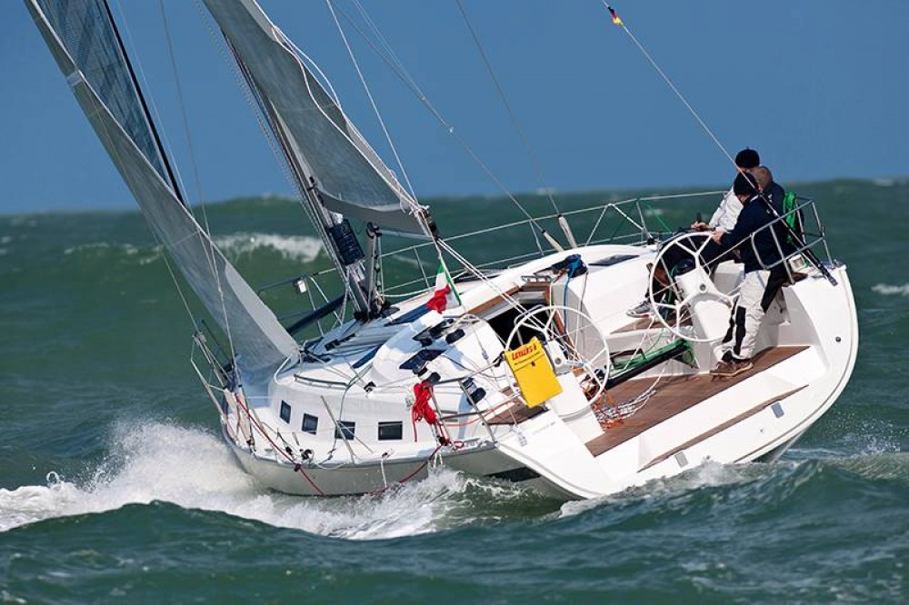 Bavaria R40 between personal and professional