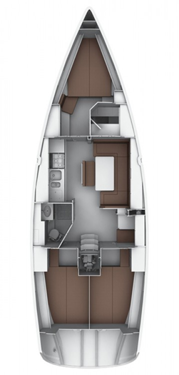 Bavaria Bavaria Cruiser 40 S between personal and professional Split