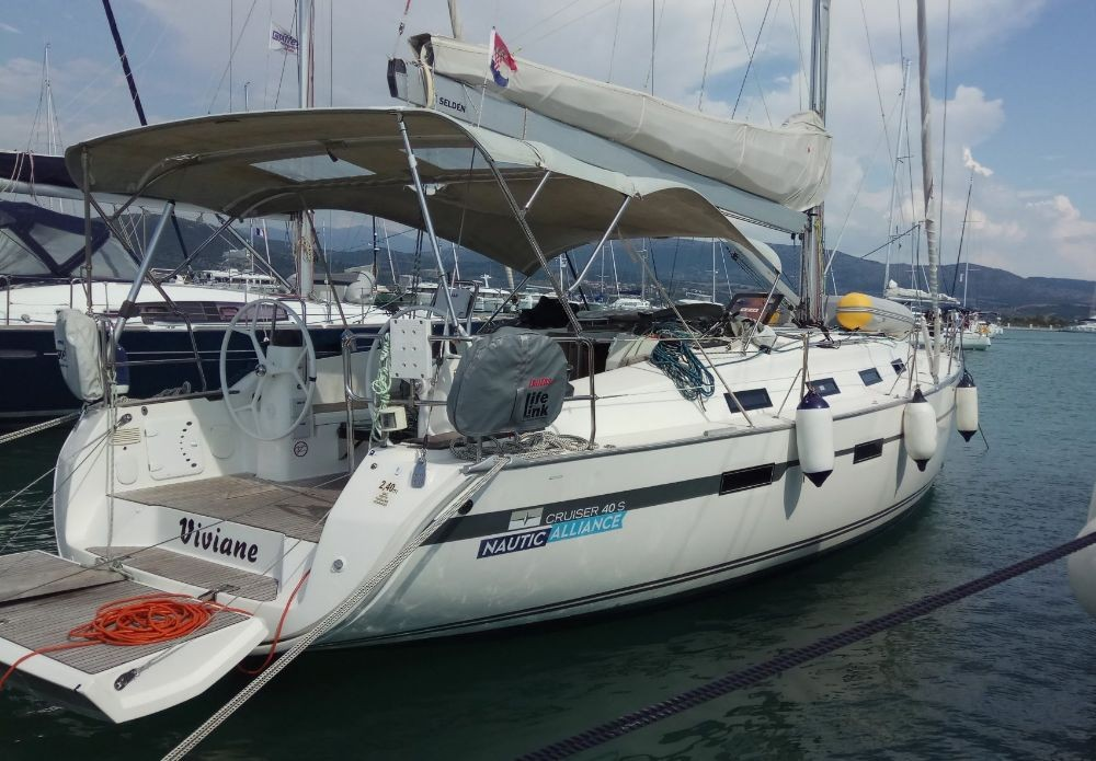 Bavaria R40 between personal and professional Pula