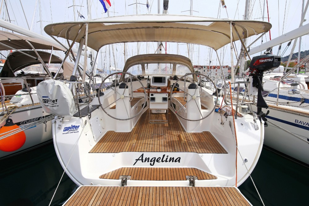 Rent a Bavaria Cruiser 41 Croatia