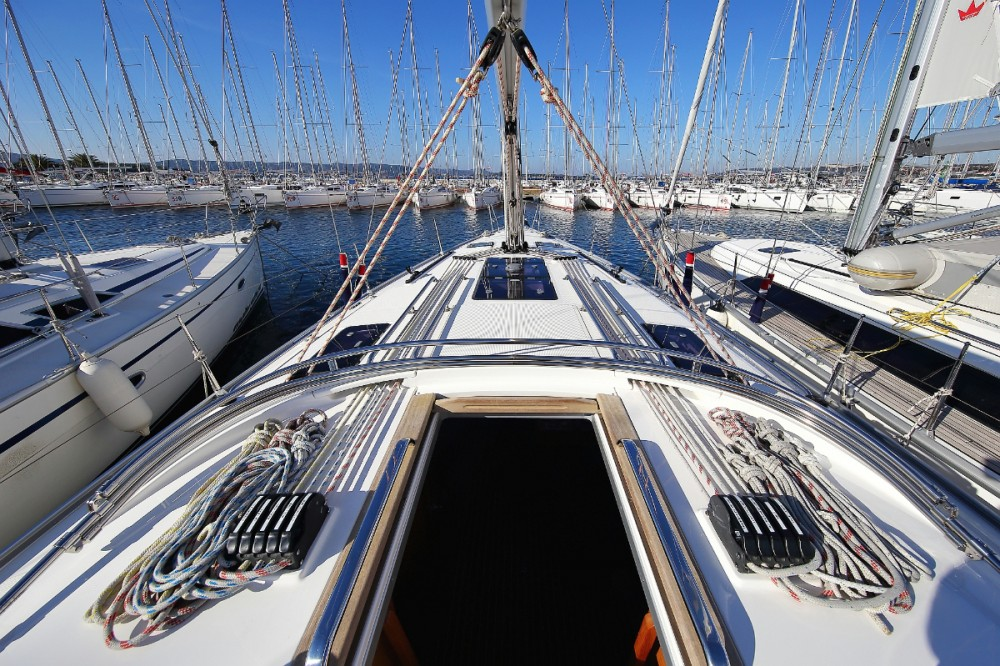 Rent a Bavaria Cruiser 41 Croatia