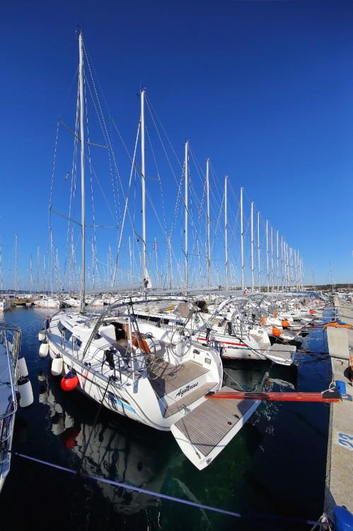 Rental yacht Croatia - Bavaria Cruiser 41 on SamBoat