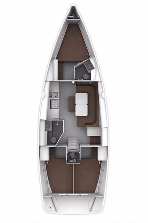 Boat rental Bavaria Cruiser 41 in Jezera on Samboat