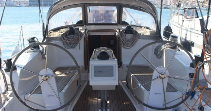 Rent a Bavaria Cruiser 41 Vólos