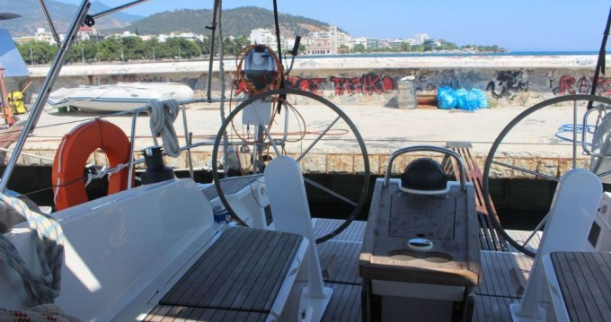 Sailboat for rent Vólos at the best price