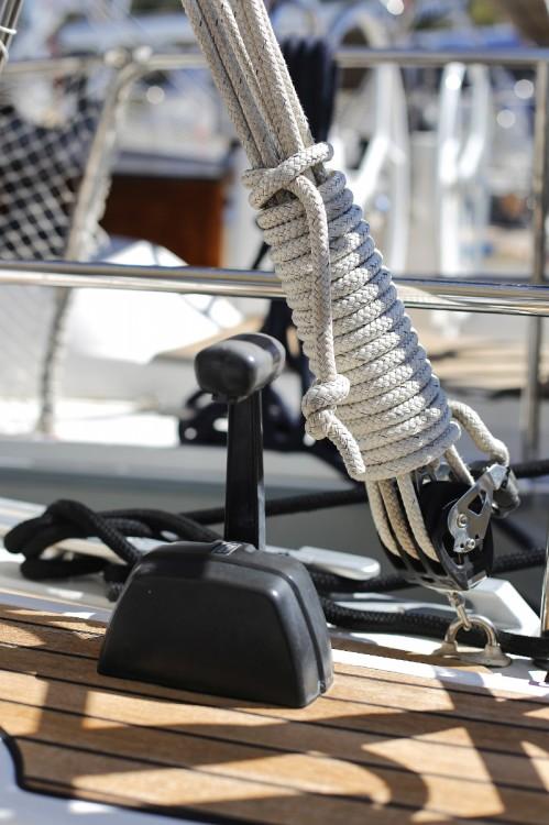 Rental Sailboat in Lefkada - Bavaria Cruiser 37