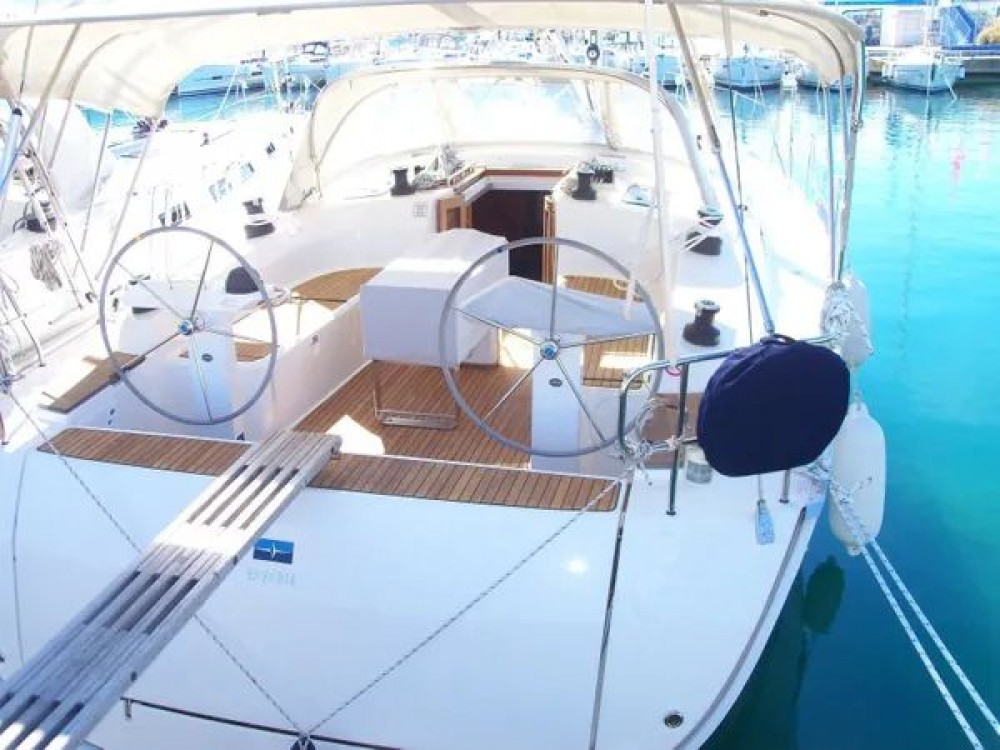 Rental Sailboat in  - Bavaria Cruiser 45