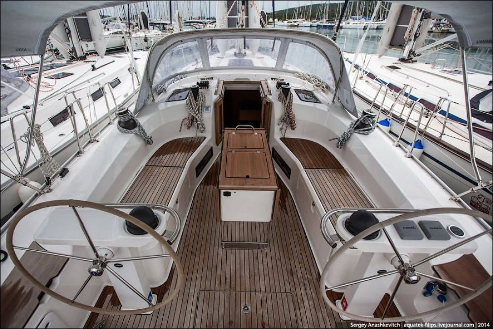 Rental yacht  - Bavaria Cruiser 45 on SamBoat