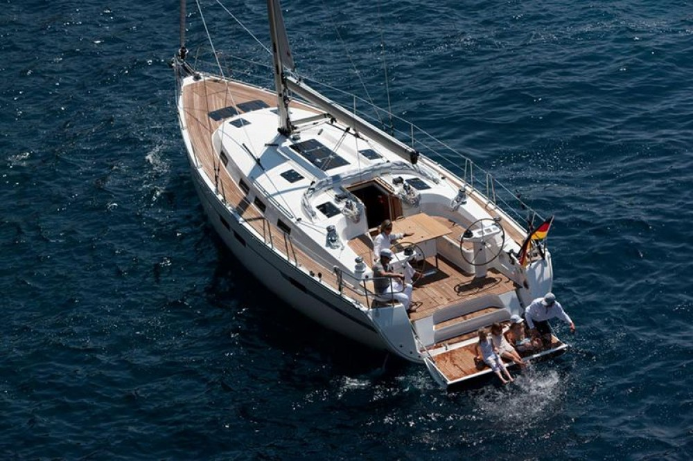 Bavaria Cruiser 45 between personal and professional Općina Sukošan