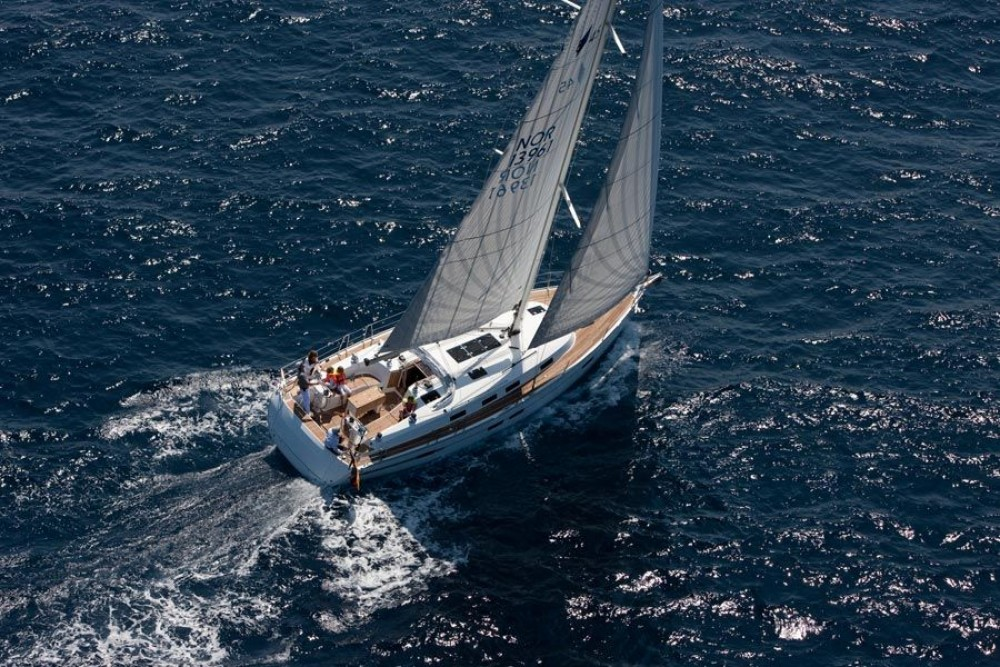 Hire Sailboat with or without skipper Bavaria Općina Sukošan