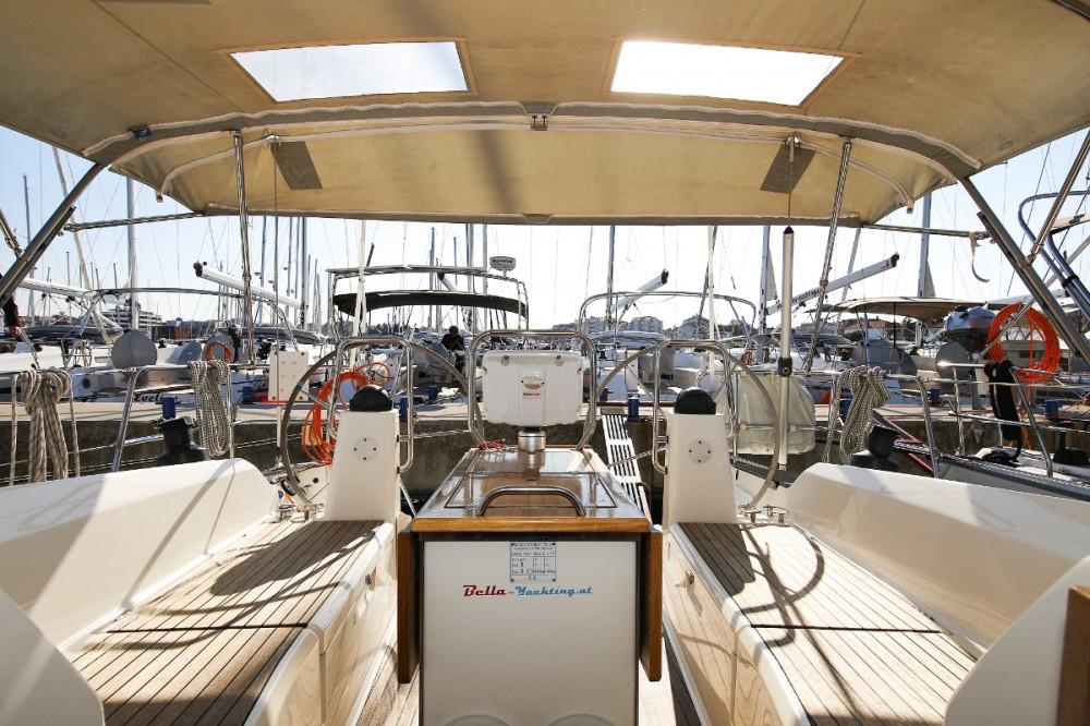 Boat rental Bavaria R40 in Croatia on Samboat