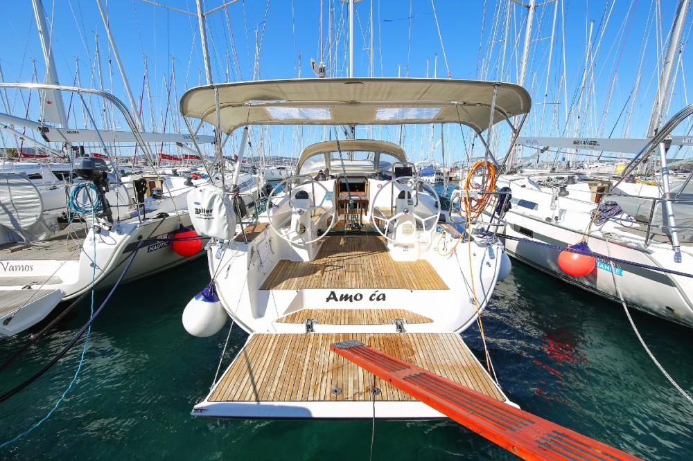 Rental Sailboat in Croatia - Bavaria R40