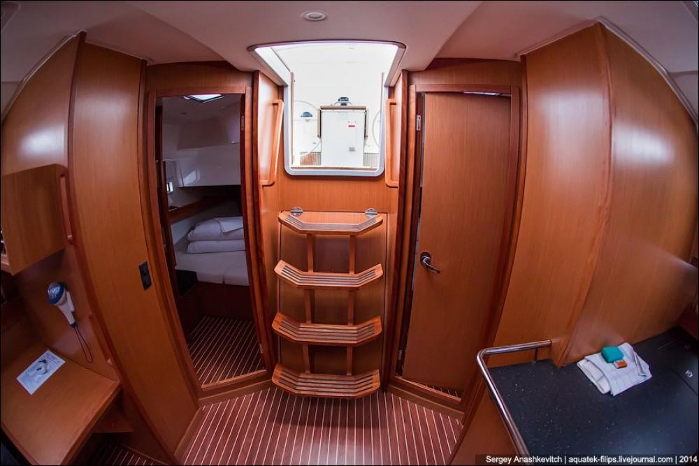 Rental yacht Općina Sukošan - Bavaria Cruiser 45 on SamBoat
