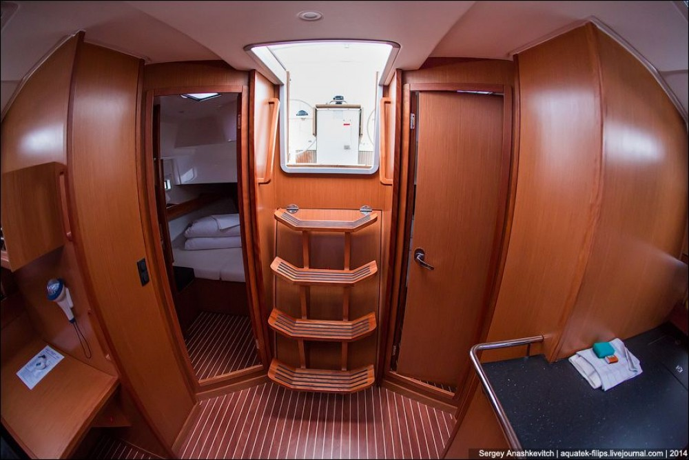 Boat rental Bavaria Cruiser 45 in Općina Sukošan on Samboat
