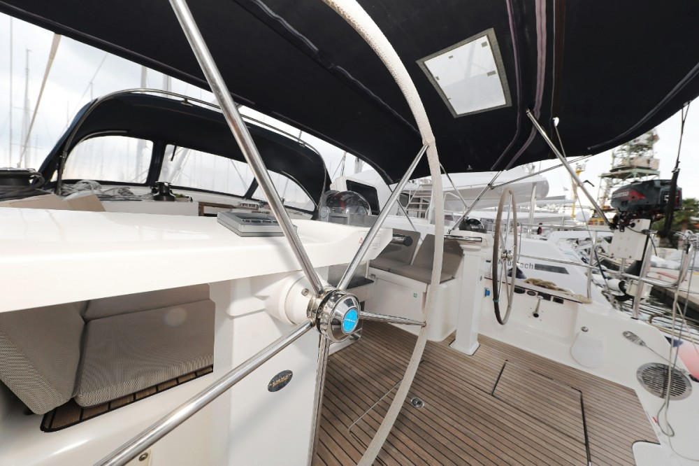 Boat rental Lefkada cheap Cruiser 45