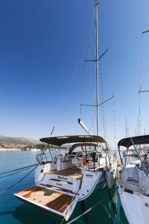 Rental yacht Trogir - Bavaria Cruiser 45 on SamBoat