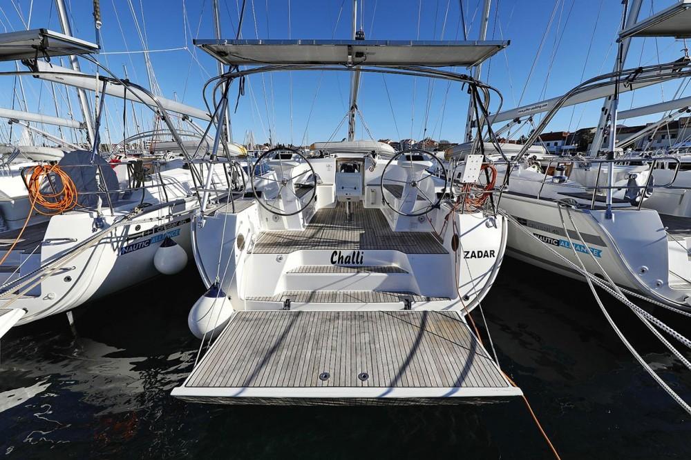 Rent a Bavaria Cruiser 46 Croatia