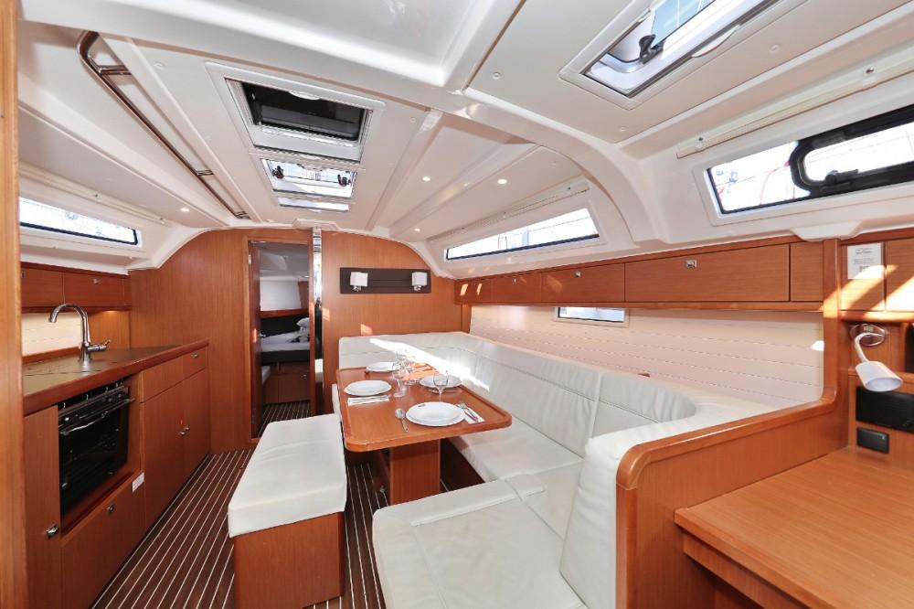 Rental Sailboat in Croatia - Bavaria Cruiser 41