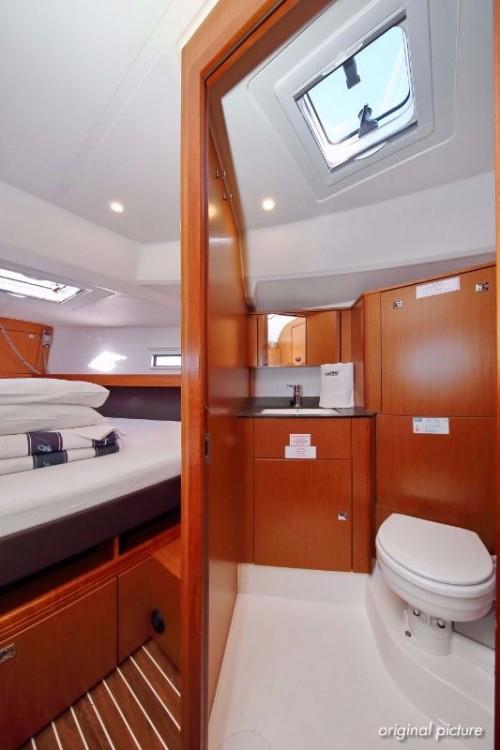 Rental Sailboat in Lefkada - Bavaria Cruiser 41
