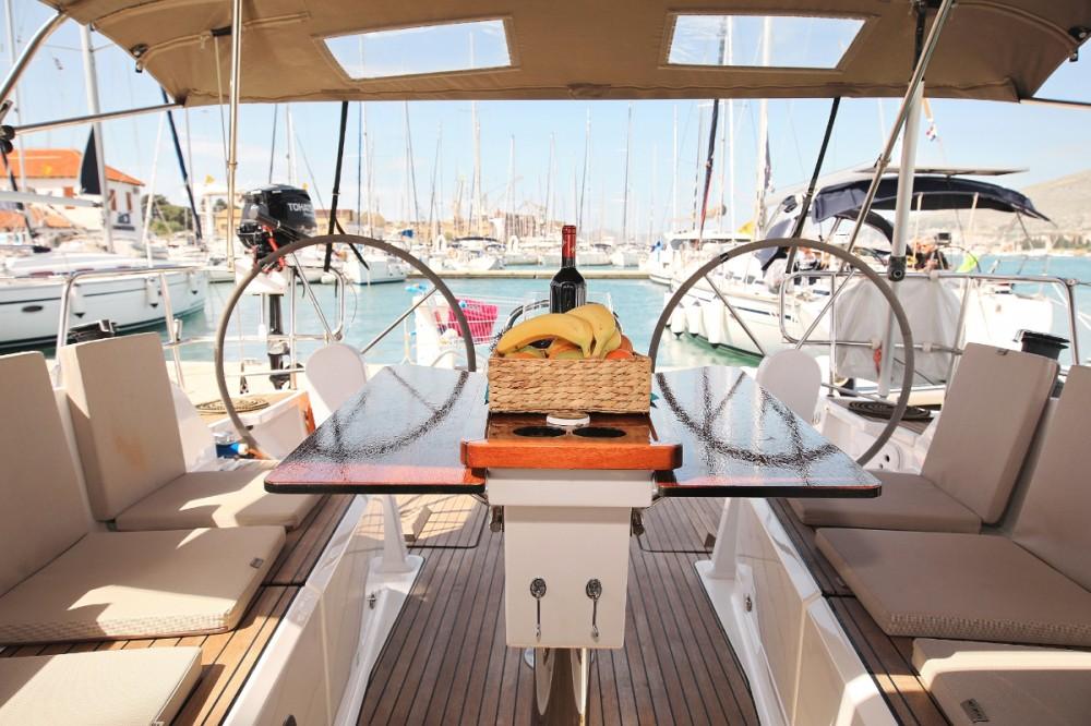 Rental Sailboat in Trogir - Bavaria Cruiser 41