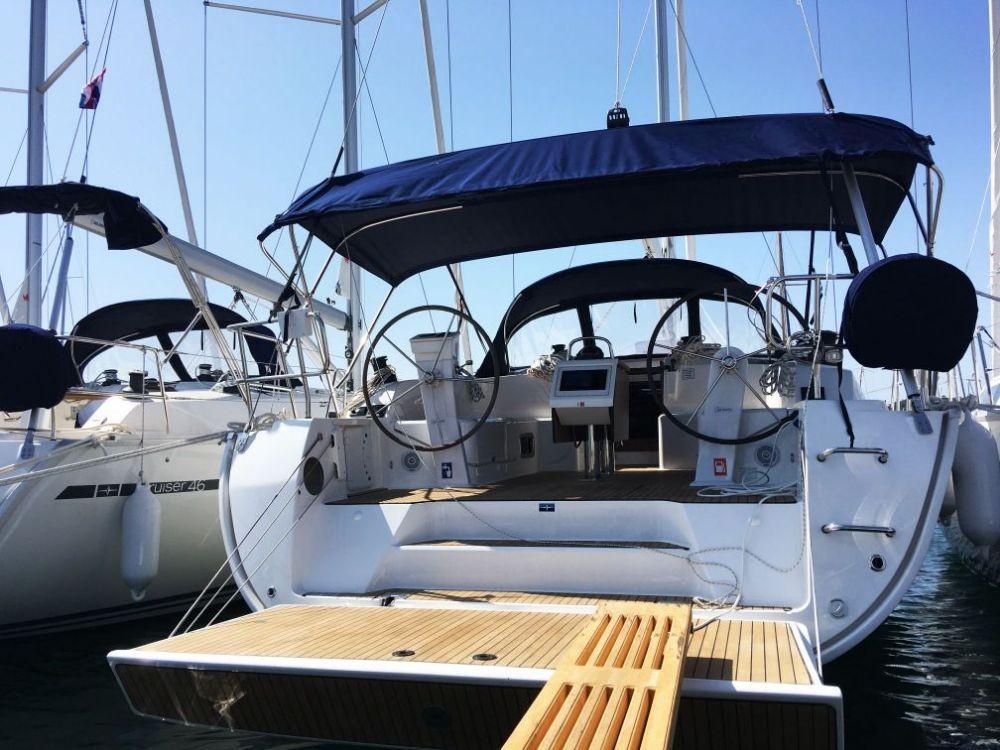 Rental yacht Pirovac - Bavaria Cruiser 46 on SamBoat
