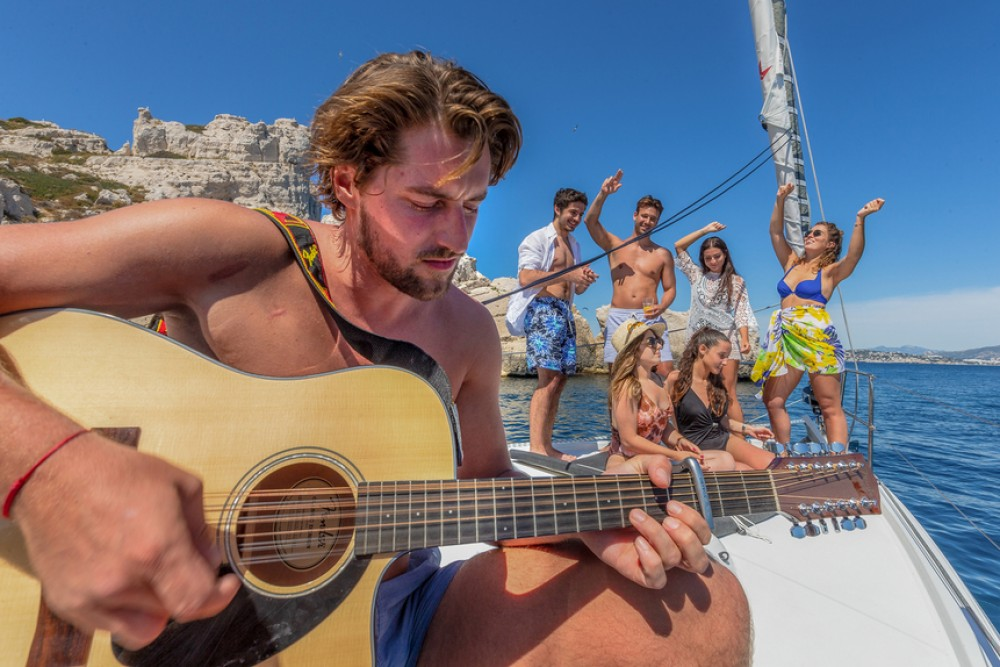 Boat rental Peloponnese cheap Sun Loft 47 - 6+1 cab.