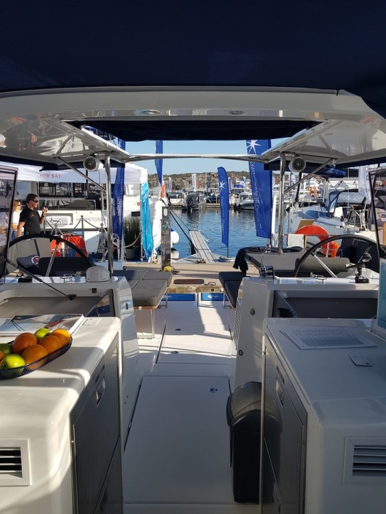 Rental Sailboat in Peloponnese - Jeanneau Sun Loft 47 - 6+1 cab.