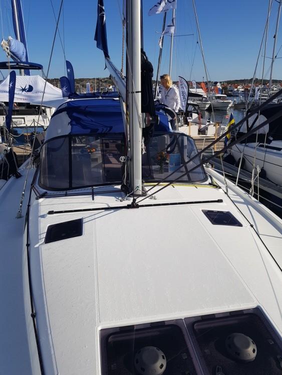 Rental Sailboat in Seget Donji - Jeanneau Sun Loft 47 - 6+1 cab.