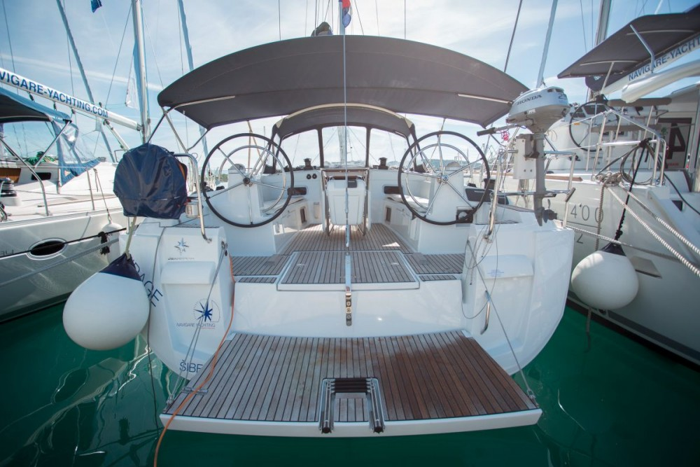 Jeanneau Sun Odyssey 469 between personal and professional Seget Donji