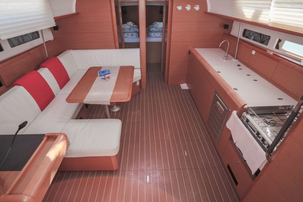 Rental Sailboat in Seget Donji - Jeanneau Sun Odyssey 469