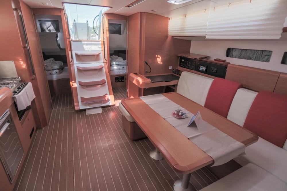 Boat rental Seget Donji cheap Sun Odyssey 469
