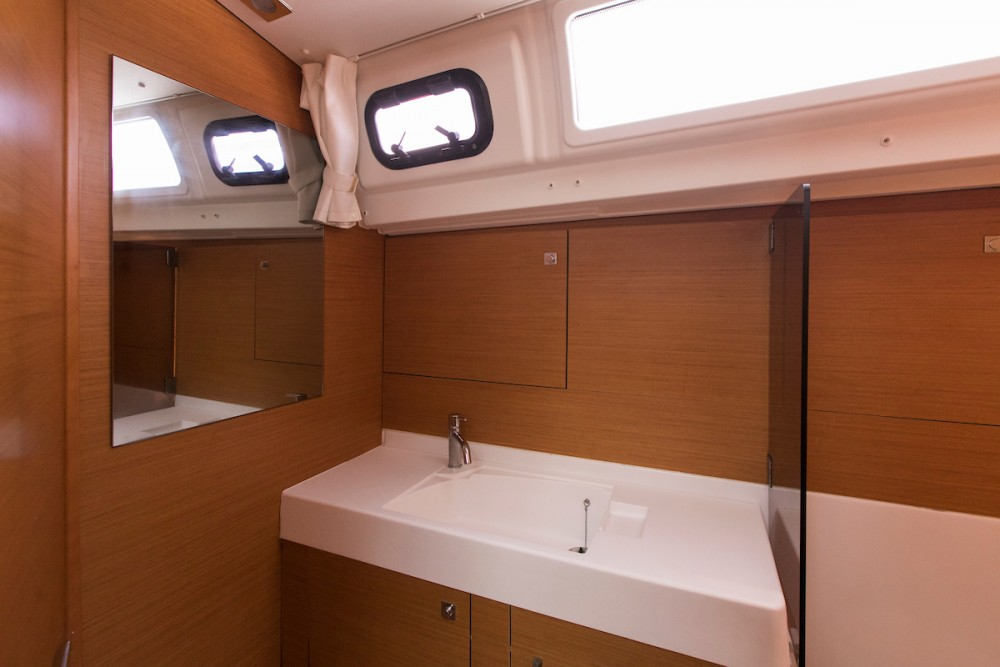 Jeanneau Sun Odyssey 509 between personal and professional Tortola
