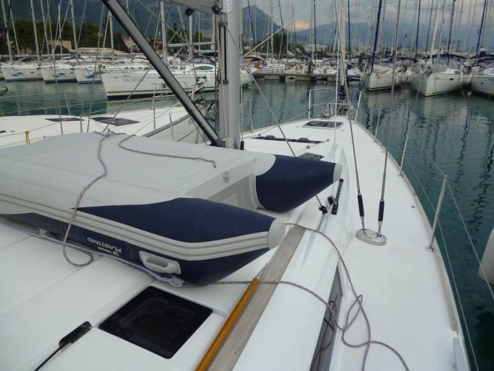 Boat rental Croatia cheap Sun Odyssey 509 - 5 + 1 cab.