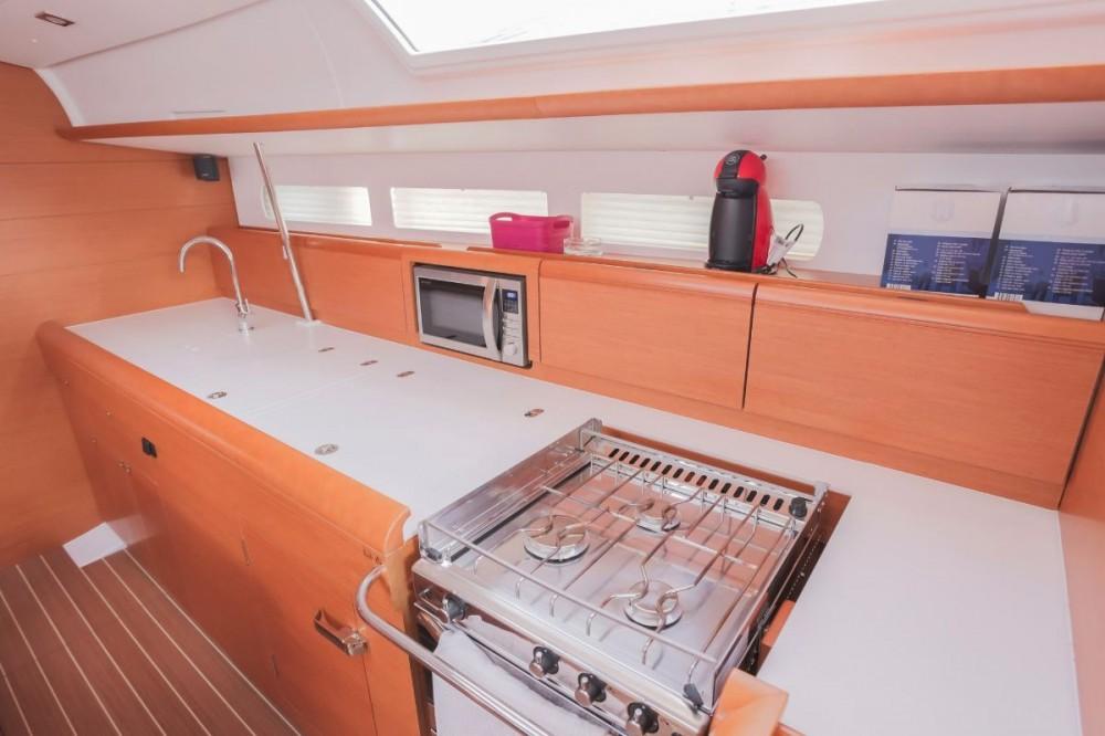 Boat rental Croatia cheap Sun Odyssey 519