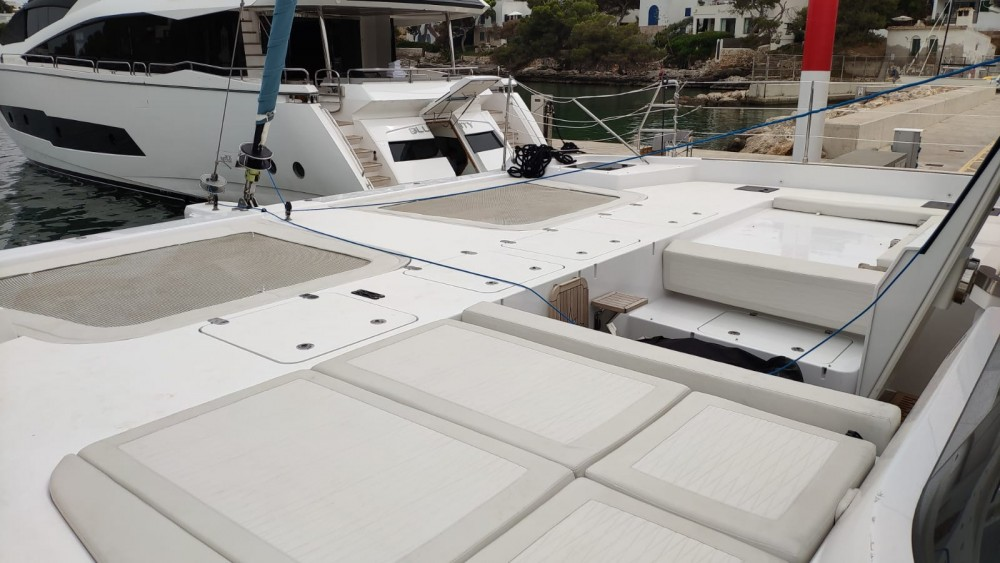 Catamaran for rent  at the best price