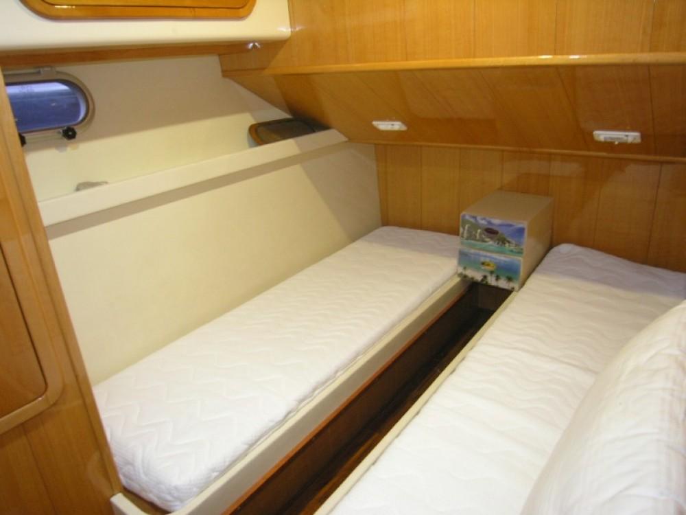 Boat rental Ajaccio cheap Typhoon