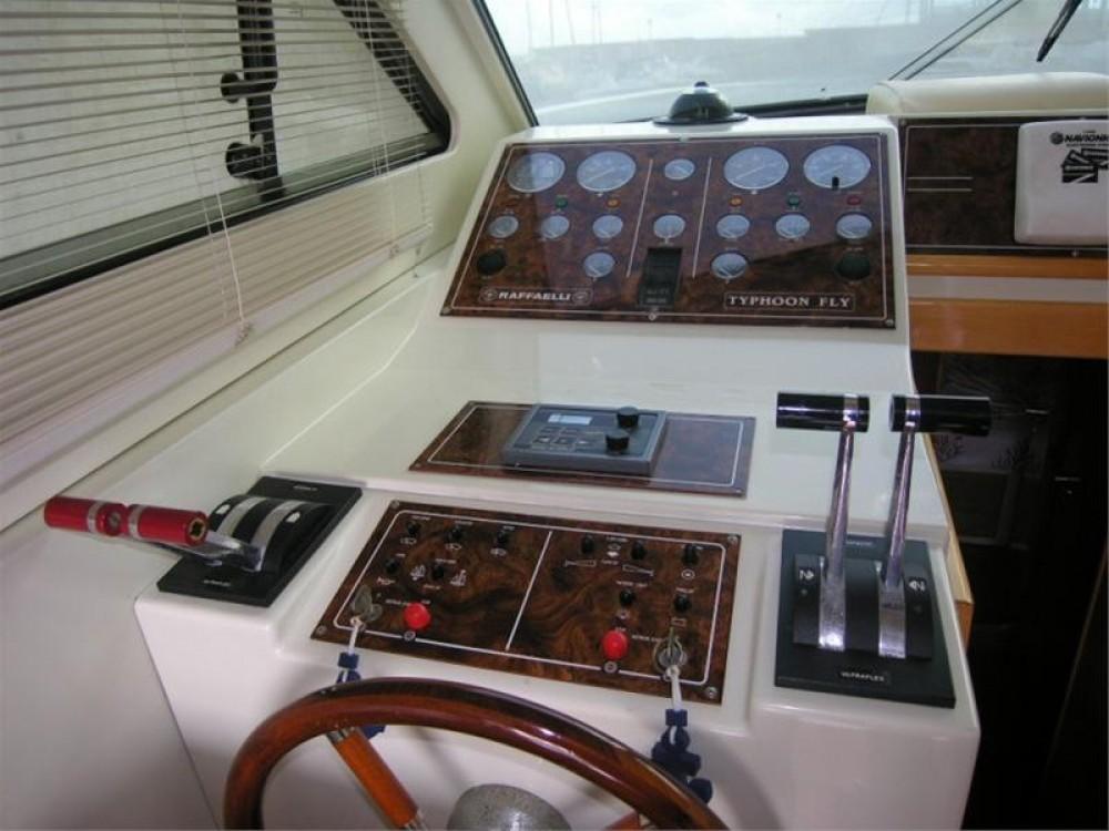 Rental yacht Ajaccio - Raffaelli Typhoon on SamBoat