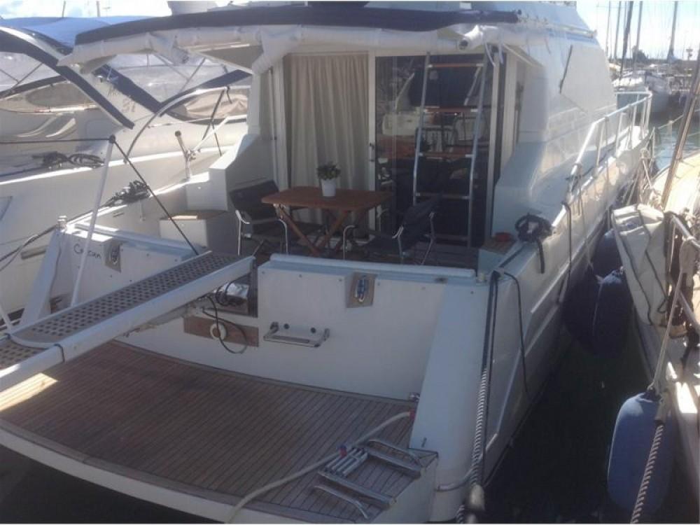 Rental Motorboat Raffaelli with a permit