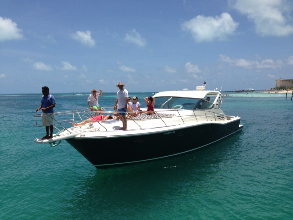 Boat rental Cancún cheap 48