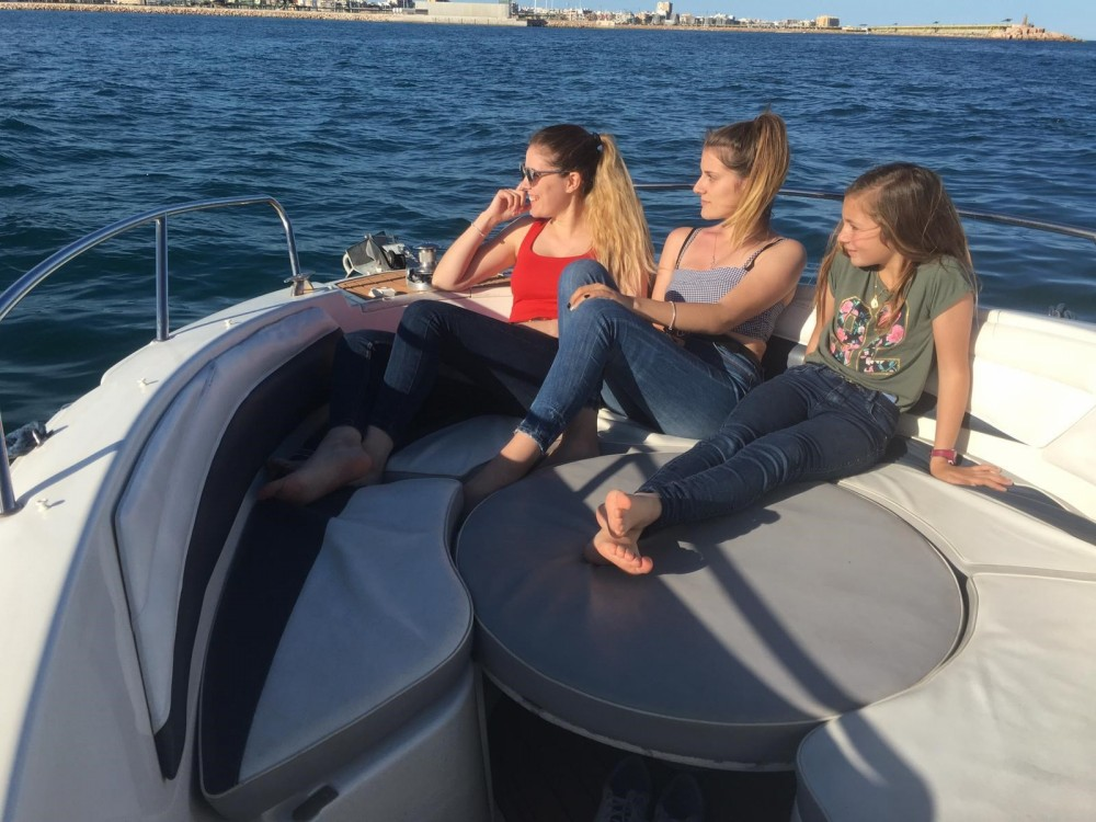 Quicksilver COMMANDER 600 between personal and professional Torrevieja