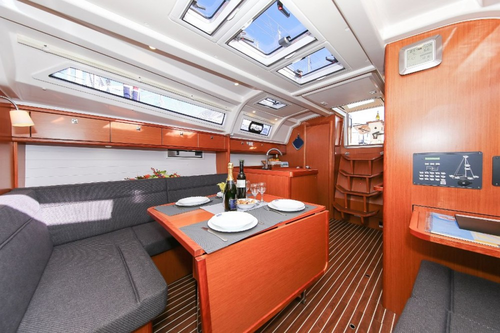 Rent a Bavaria Cruiser 37 Grad Pula