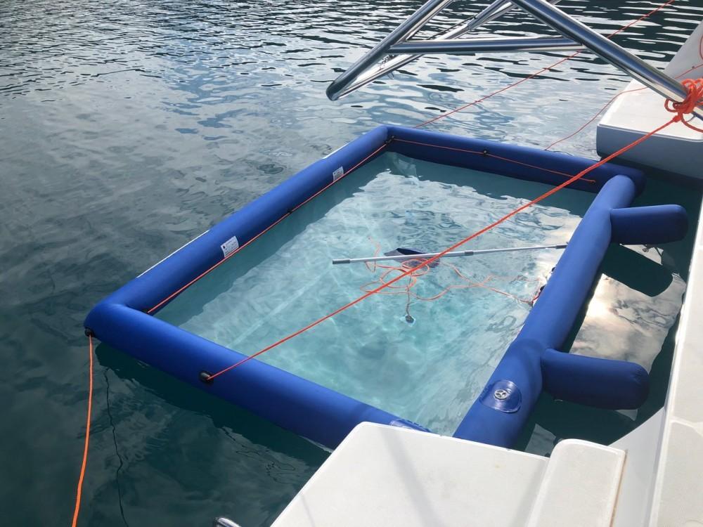 Hire Catamaran with or without skipper Lagoon Marina Šangulin