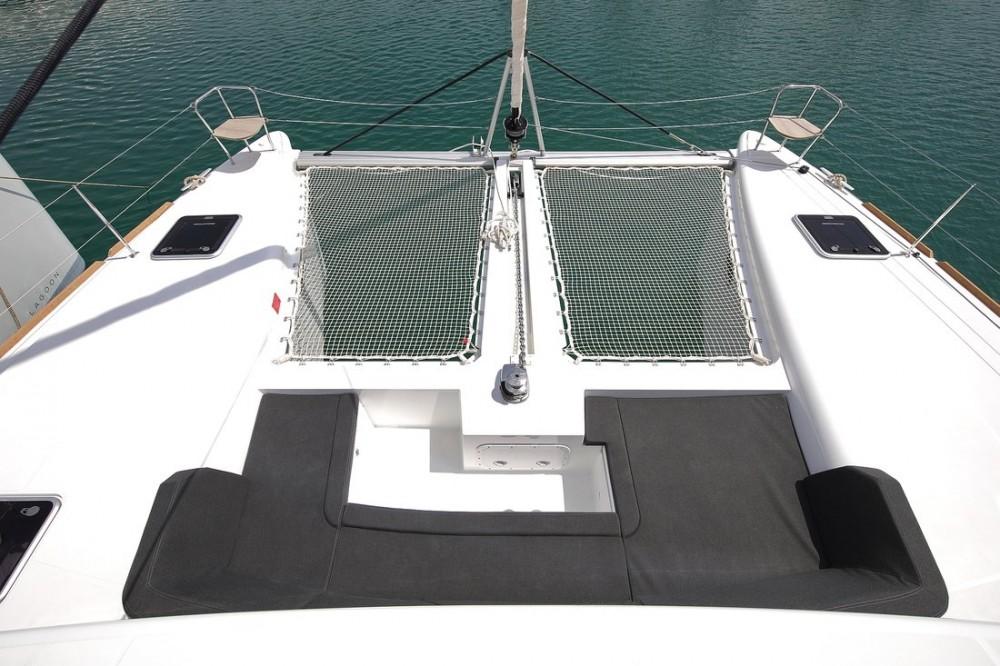 Boat rental Marina Šangulin cheap Lagoon 450 S - 4 + 2 cab.