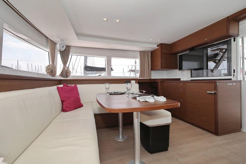Catamaran for rent Marina Šangulin at the best price
