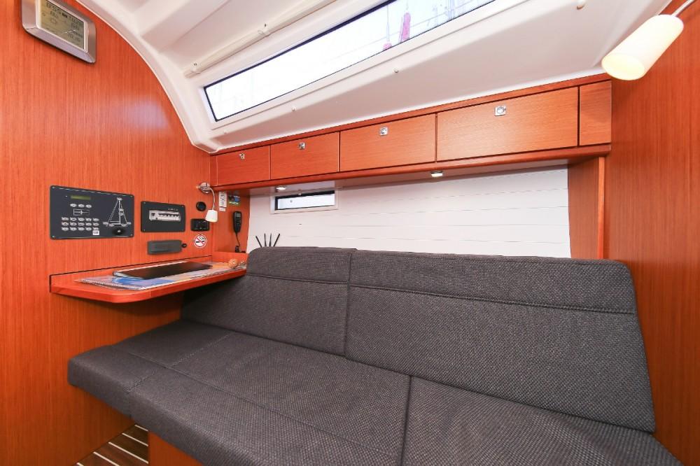 Bavaria Cruiser 37 between personal and professional Grad Pula