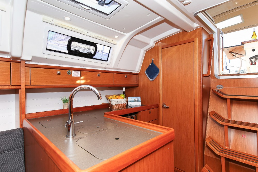 Bavaria Cruiser 37 between personal and professional Pula