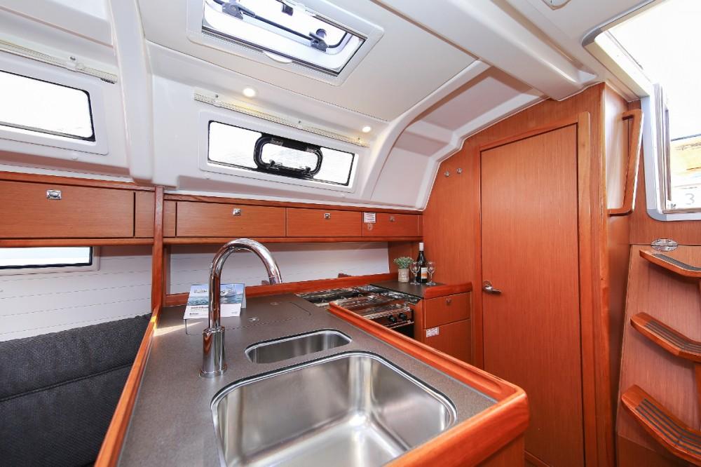 Rent a Bavaria Cruiser 37 Lefkada