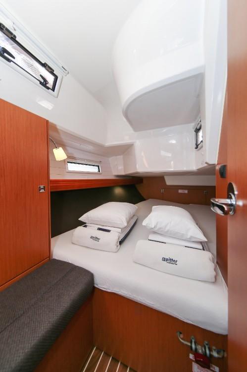 Bavaria Cruiser 37 between personal and professional Lefkada